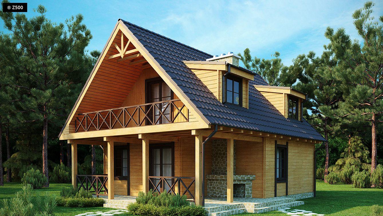 domy-drewniane-tromar-Z30
