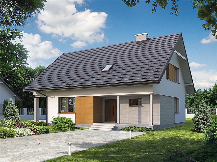 dom-drewniany-indygo-2-dr-t